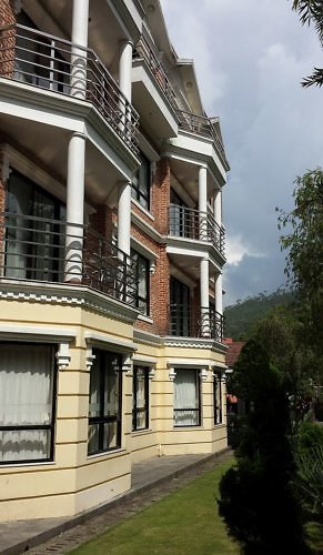 hotel on edge of Kathmandu - Park Village Resort