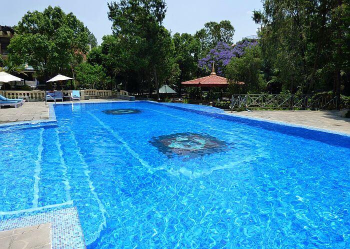 Hotel Swimming Pool Kathmandu