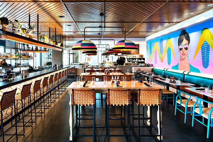 Kachina Southwestern Grill - The Maven Hotel, Downtown Denver, Colorado