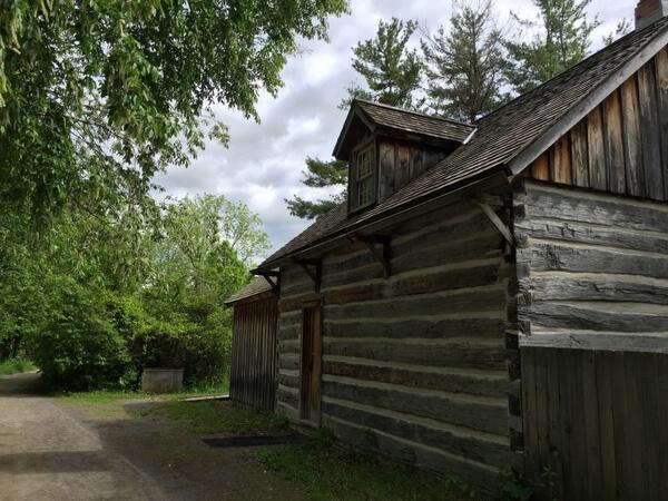 Montgomery House, Upper Canada Village, Morrisburg, Ontario, Canada