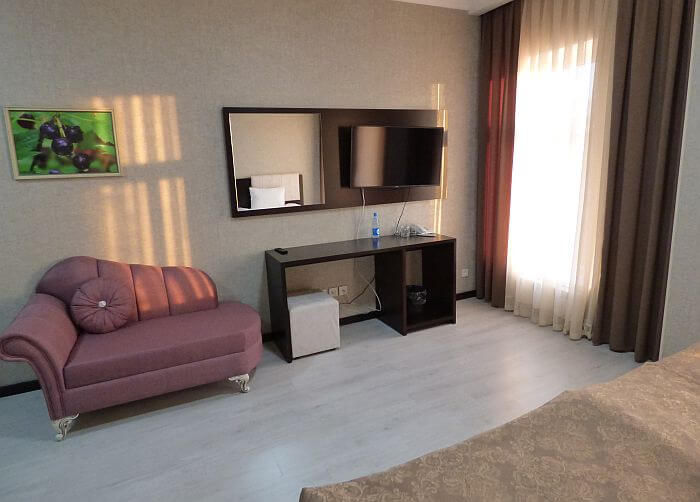 Karagat Hotel double room