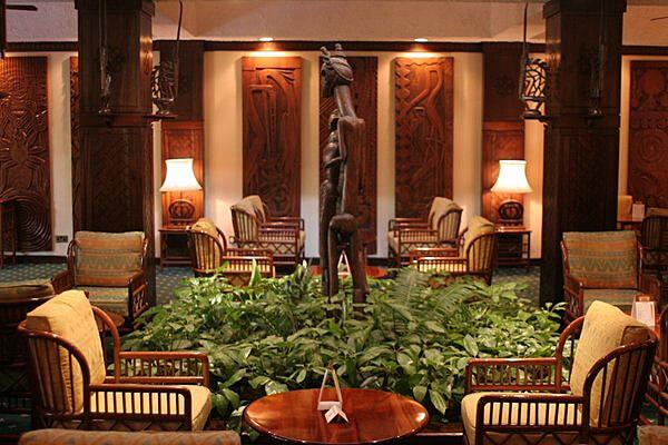 Lobby (Photo Courtesy of Nairobi Serena Hotel)