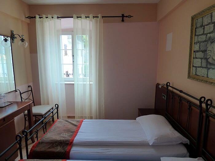 Hotel Splendido room Montenegro