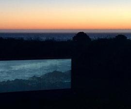 sunset, gold beach, outdoor adventure theater, southern oregon coast, hotel sunset