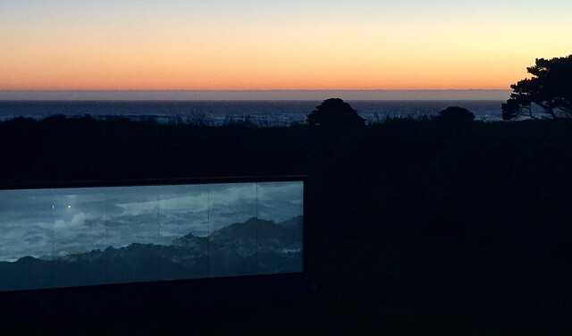 sunset, gold beach, outdoor adventure theater, southern oregon coast, hotel sunset