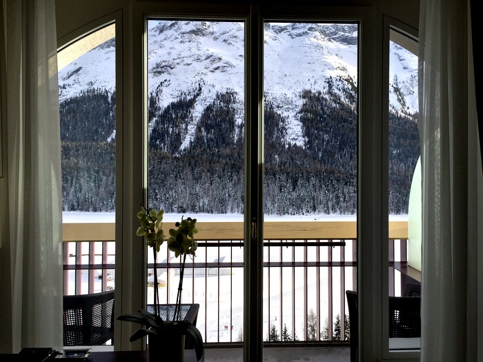 Badrutt's Palace Hotel: Michelin Stars in addition to Mountain Views from the Swiss Alps