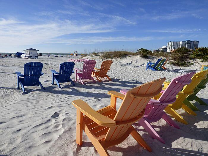 Where to Stay on St. Petersburg Beach in Tampa Bay, Florida