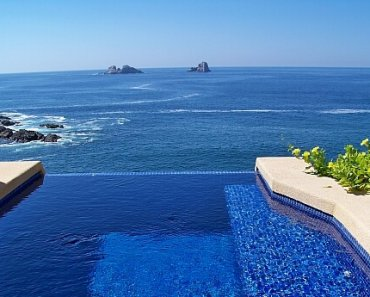 Capella Ixtapa resort in Mexico