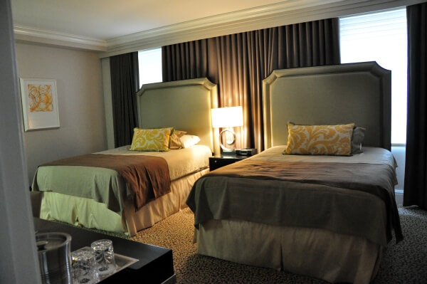 Stay Right In Midtown Manhattan at the Omni Berkshire Hotel