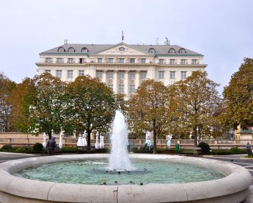 An Old World Air Lingers at Zagreb's Esplanade Hotel
