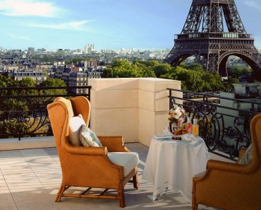 The Ultimate in Luxury Close to the Eiffel Tower in Paris, France