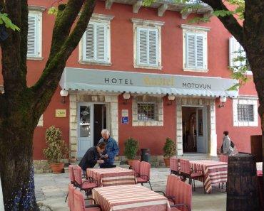 A Hilltop Hideaway Reigns Over Croatia's Gourmet Peninsula