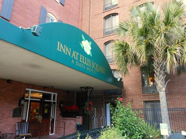 Inn at Ellis Square Savannah