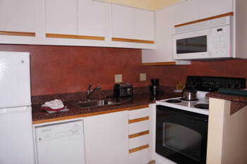 Kitchen in the Studio