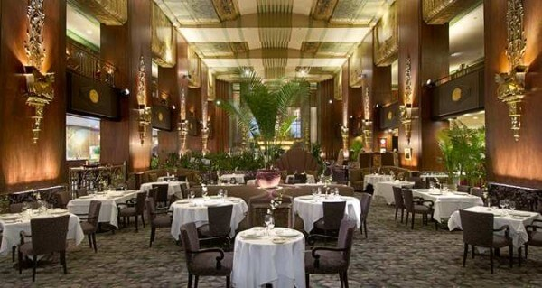 Hilton Cincinnati Netherland Plaza: The finest French Art Deco in the world