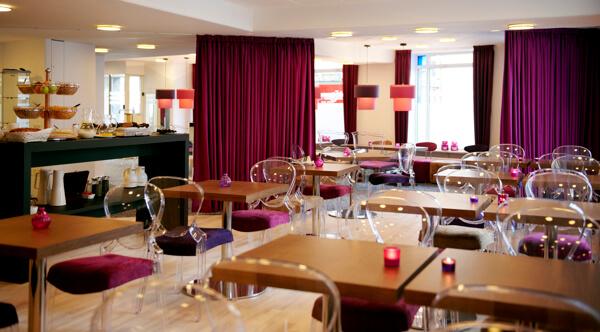Breakfast room, Andersen Hotel, Copenhagen