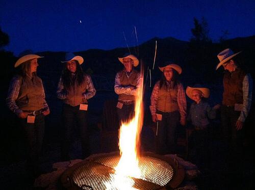 """The High Lonesome Dude Ranch, De Beque, Colorado"""""""