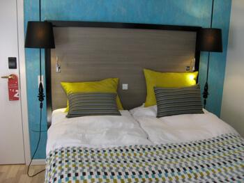 Room interior2, Andersen Hotel, Copenhagen