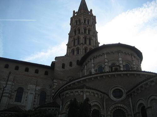 """""""St. Sernin Basilica"""""""