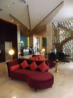 Vietnam luxury hotel