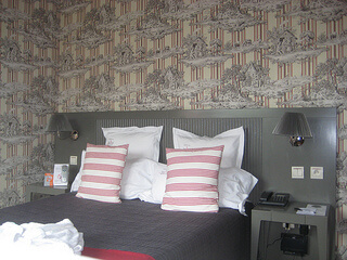 """Hotel des Beaux Arts room 42"""