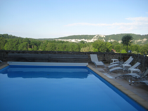 La Terrassee swimming pool