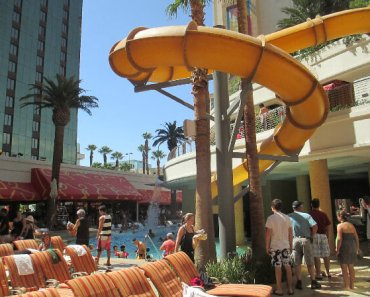 "Golden Nugget Las Vegas is a ""Best Pool"" Hotel"