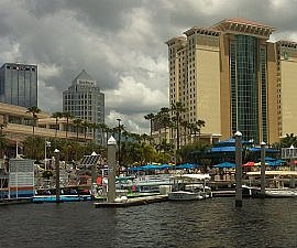 Embassy Suites Tampa Convention Center