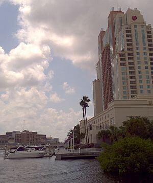 Marriott Tampa waterside
