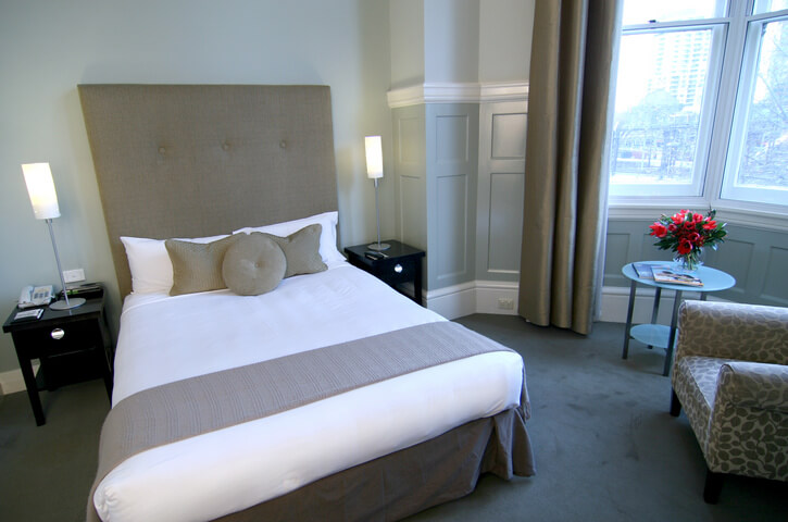 Historic Luxury at the Rendezvous Grand Hotel, Melbourne, Australia