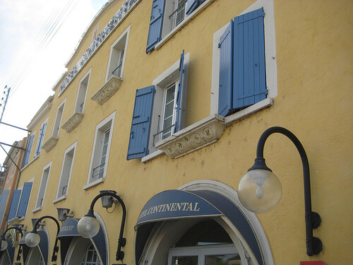"""Le Continental Hotel"""
