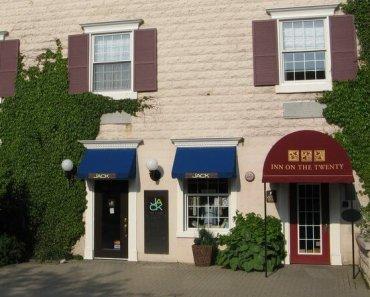 Inn on the Twenty, a wine country inn in Jordan, Ontario, Canada