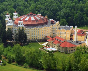 Retreat to West Baden Springs Hotel, French Lick, Indiana