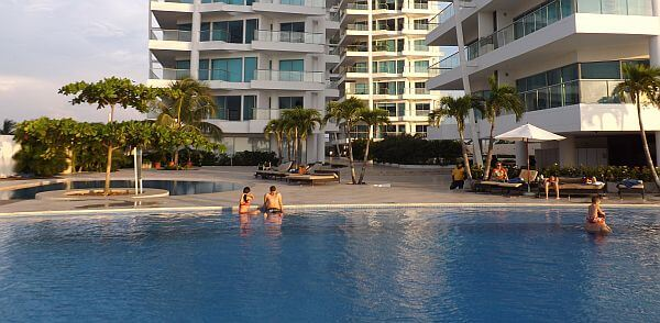 Pool At The Sonesta Cartagena