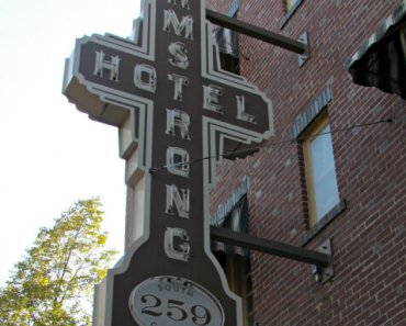 Historic Hotel Armstrong in Ft. Collins, Colorado