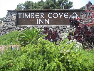 Ocean views on California's Sonoma Coast at Timber Cove Inn