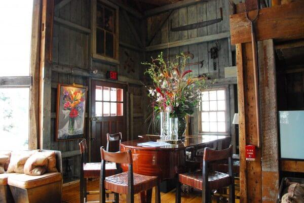 Maine Getaway at the White Barn Inn
