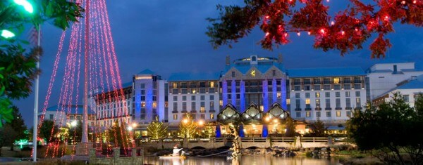 Texas Does It Big At The Gaylord Texan Grapevine
