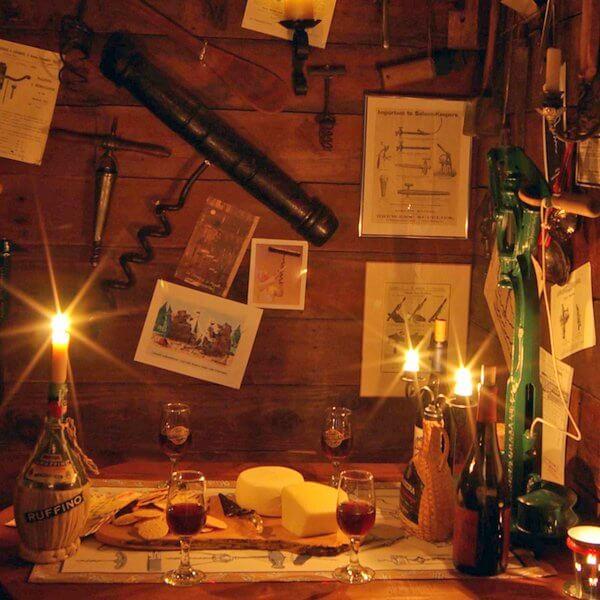 Corkscrew Inn museum, Vancouver, British Columbia, Canada