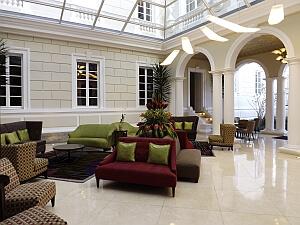 Quito historic center hotel