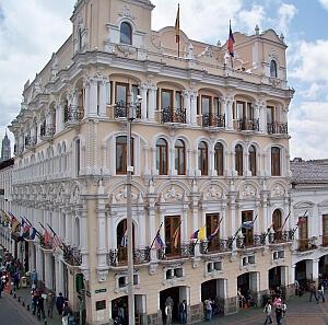 boutique hotel Plaza Grande