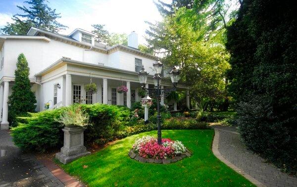 Exterior, Brockamour Manor, Niagara-on-the-Lake, Ontario