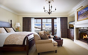 Montage Deer Valley King Guest Room