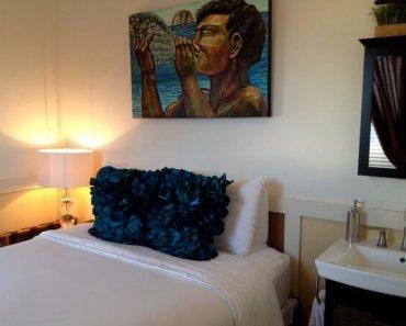 Petite Room, Paia Inn, Maui, Hawaii