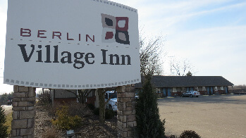Berlin Village Inn, simplicity and comfort