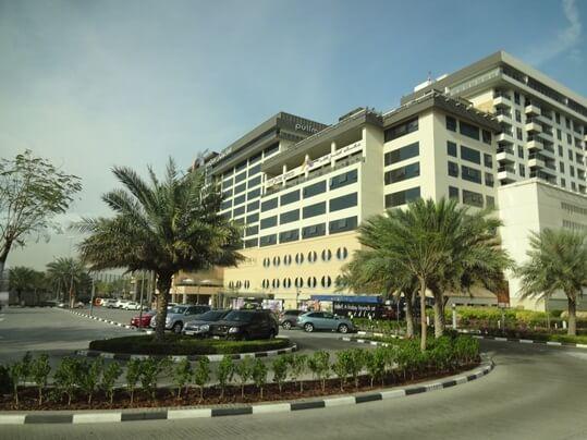 The Pullman Dubai Deira City Centre