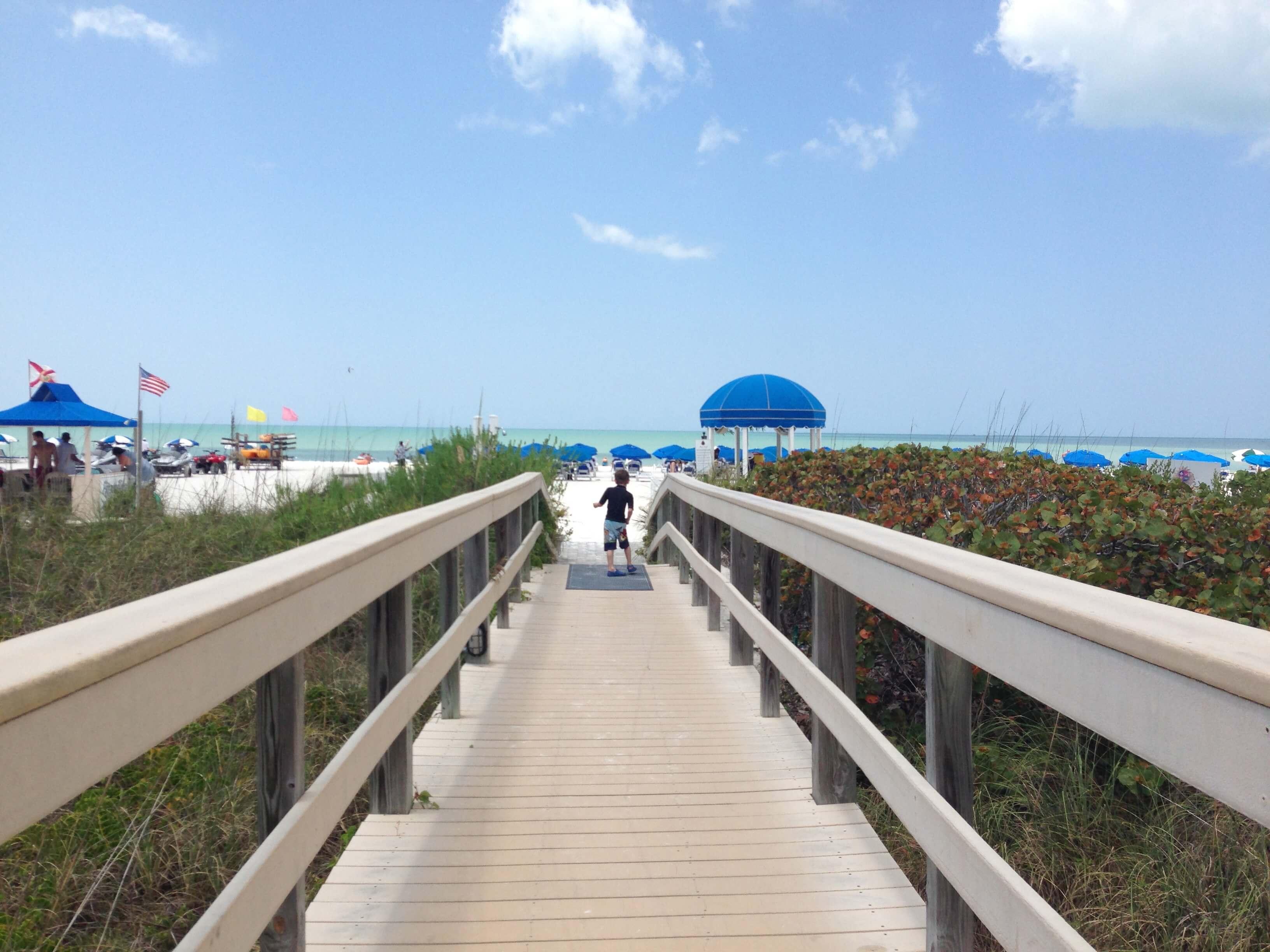 Family-Friendly Marco Beach Ocean Resort, Florida