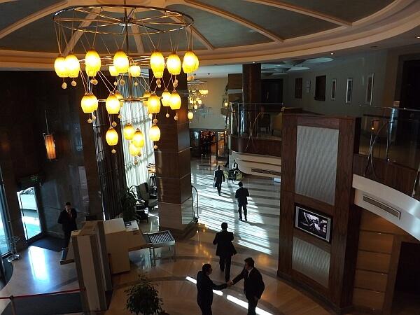 business hotel Ankara
