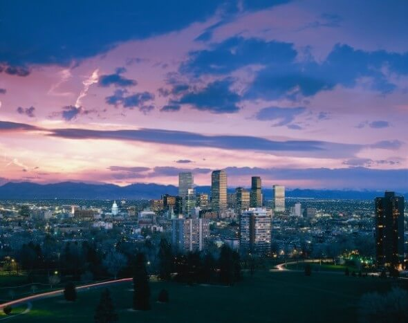 Denver's skyline offers a hotel to fit every budget.