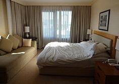 Inside the Grand Suite King at Grand Hyatt Istanbul
